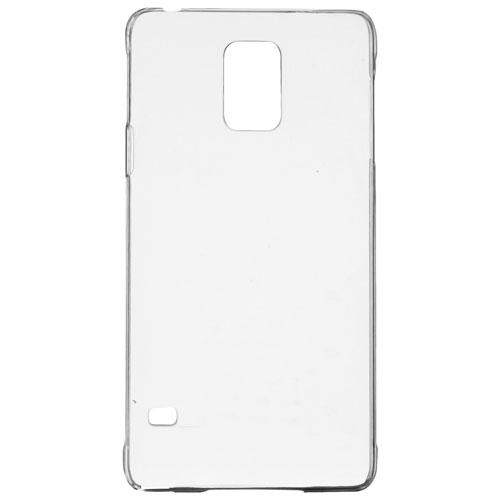 Étui rigide ajusté Shield d'Affinity pour Galaxy S5/Neo de Samsung - Transparent