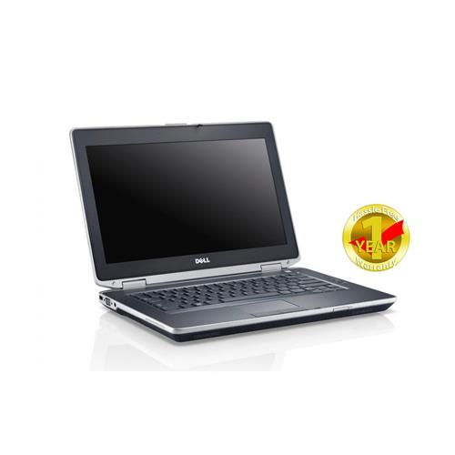 Dell Latitude E6430, Intel i5-2.6 GHz, 6GB Memory, 128GB SSD Drive, DVDRW, Windows 10 Pro -64 Bit (French/English), 1yw-Refurb