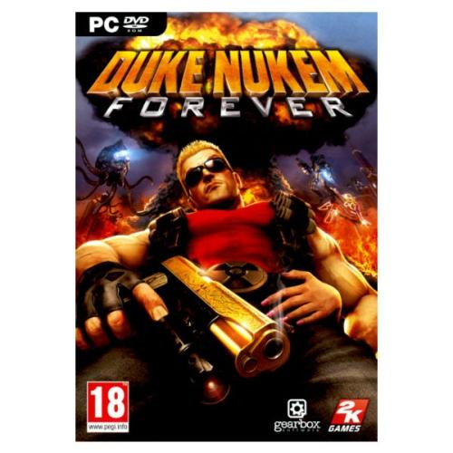 Microsoft Duke Nukem Forever (PC)