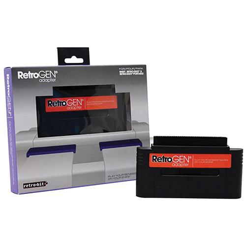 Retro-Bit RetroGen Adapter for SNES