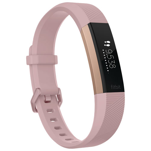 Fitbit Alta Hr Fitness Tracker With Heart Rate Monitor