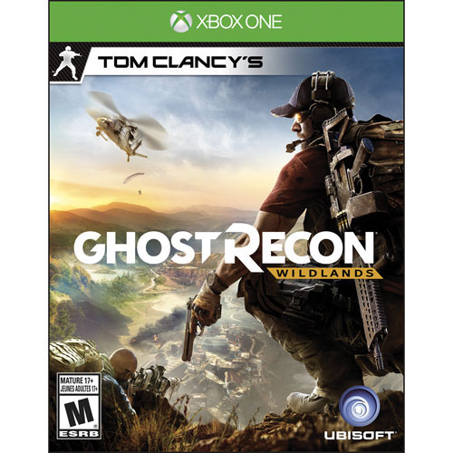 Tom Clancy's Ghost Recon: Wildlands - Previously Played