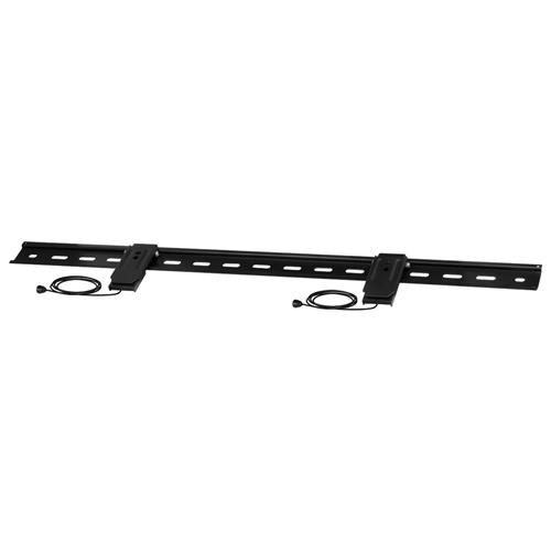 "Arctic TV Basic L Ultra Slim (1.4 cm from Wall) Wall Mount (up to 78"" or 99 lbs) (compatible with 75 - 800mm bolt patterns)"