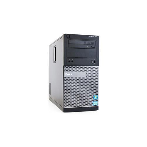 DELL OPTIPLEX 790 Desktop I5 2400 3.1 GHZ DDR3 8.0 GB 250GB DVD WIN 10 PRO 3YR - Refurbished