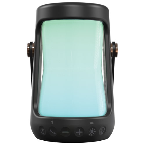 iHome iBT91BC Splashproof Bluetooth Wireless Lantern Speaker - Colour Changing