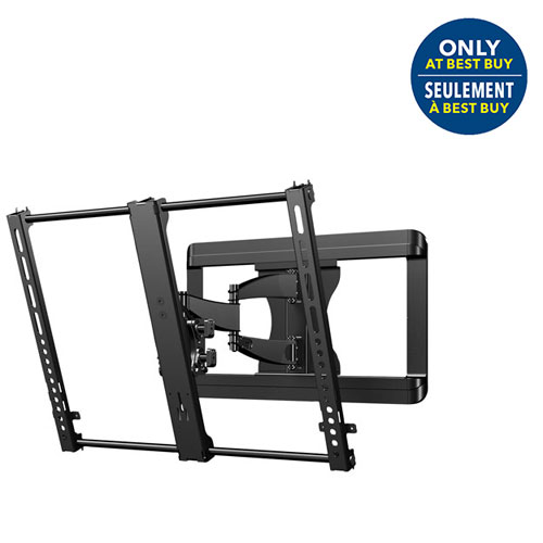 sanus 37 50 full motion tv wall mount only at best buy tv mounts best buy canada. Black Bedroom Furniture Sets. Home Design Ideas
