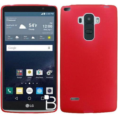Insten TPU Case For LG G Stylo, Red