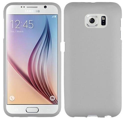 Insten Hard Cover Case For Samsung Galaxy S6, White