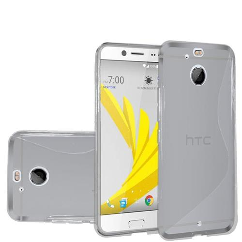 Insten Frosted TPU Case For HTC 10/Bolt, Clear