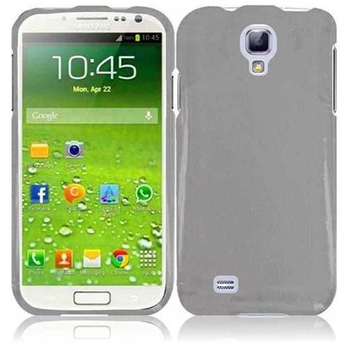 Insten Hard Transparent Crystal Cover Case For Samsung Galaxy S4/S4 (LTE version), Smoke