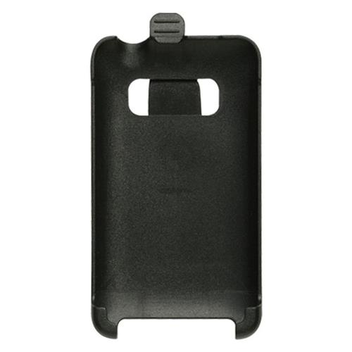 Insten Hard Rubber Holster w/Belt Clip For HTC EVO 4G, Black