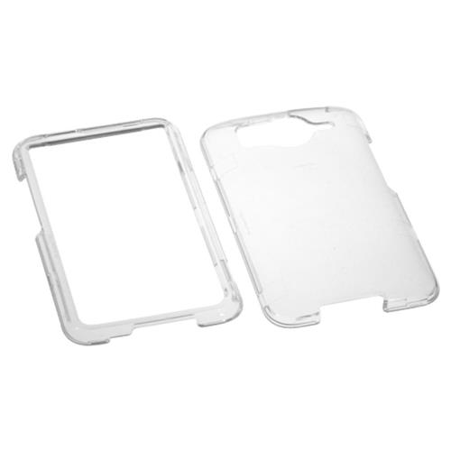 Insten Hard Crystal Cover Case For HTC Inspire 4G, Clear