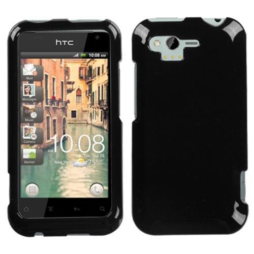 Insten Hard Case For HTC Rhyme / Bliss, Black