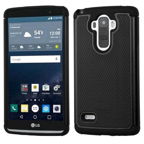 Insten Fitted Soft Shell Case for LG G Stylo - Black