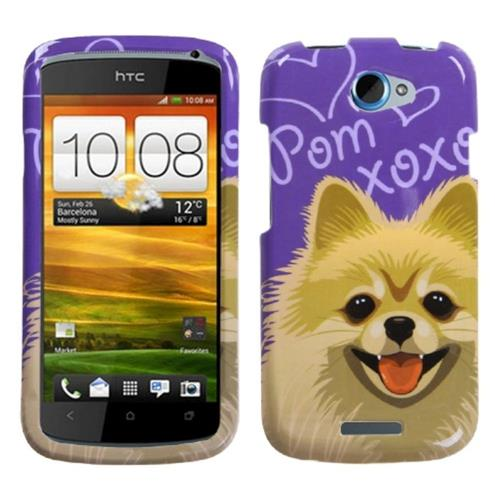 Insten Pom Hard Case For HTC One S