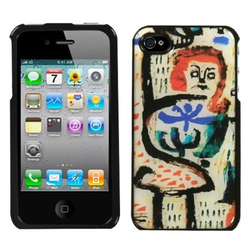 Insten Oriental Art Hard Case For Apple iPhone 4/4S