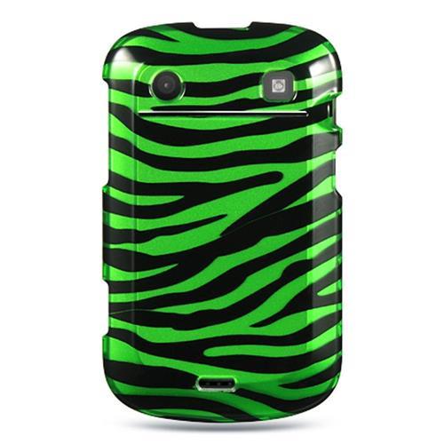 Insten Hard Cover Case For BlackBerry Bold Touch 9900/9930, Green/Black