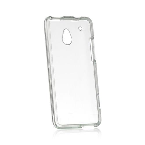 Insten Fitted Hard Shell Case for HTC One Mini - Clear