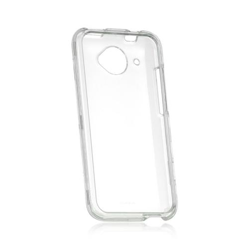 Insten Hard Plastic Cover Case For HTC Desire 601, Clear