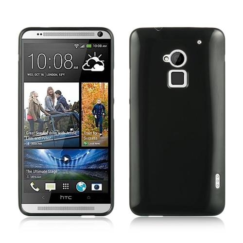Insten Gel Case For HTC One Max, Black