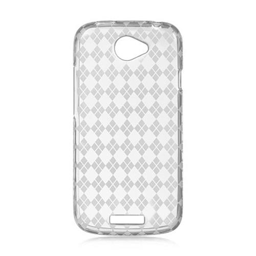 Insten Gel Case For HTC One S