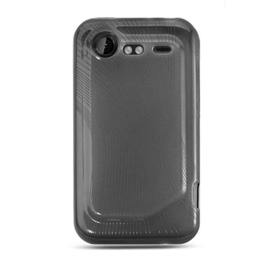 Insten Gel Case For HTC Droid Incredible 2 6350, Gray