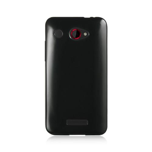 Insten TPU Cover Case For HTC Droid DNA, Black