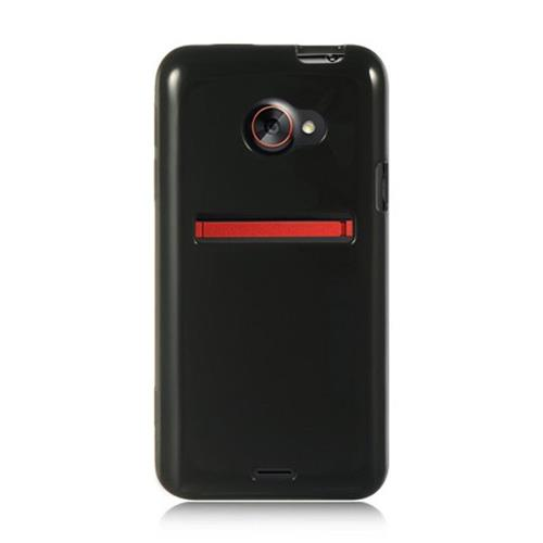 Insten Hard Plastic Cover Case For HTC EVO 4G, Black