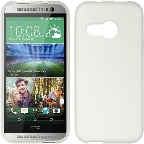 Insten Gel Case For HTC One Mini 2, Clear