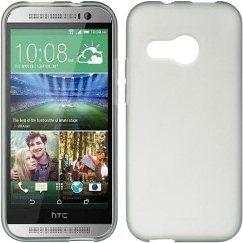 Insten TPU Cover Case For HTC One Mini 2, Smoke