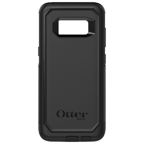 OtterBox Commuter Samsung Galaxy S8 Fitted Hard Shell Case - Black