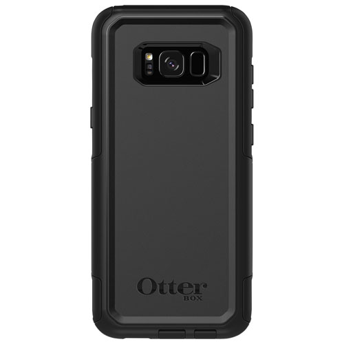 OtterBox Commuter Samsung Galaxy S8 Plus Fitted Hard Shell Case - Black