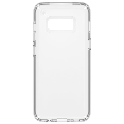 Speck Presidio Samsung Galaxy S8 Fitted Hard Shell Case - Clear
