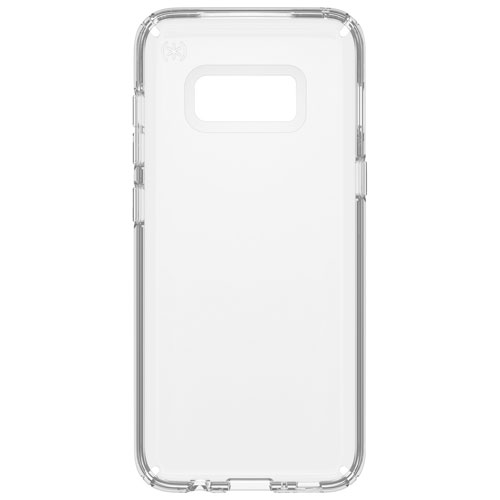 Speck Presidio Samsung Galaxy S8 Plus Fitted Hard Shell Case - Clear