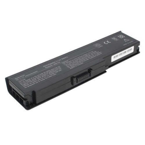 BattDepot: Laptop Battery Replacement for Dell Vostro 1400 (4400mAh/49Wh) 11.1 Volt Li-ion Laptop Battery