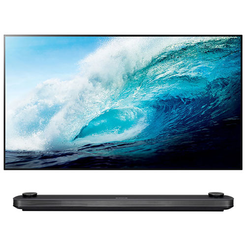 "LG Signature W7 65"" 4K UHD HDR OLED webOS 3.5 Smart TV (OLED65W7P)"