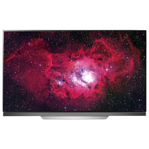 "LG E7 65"" 4K UHD HDR OLED webOS 3.5 Smart TV (OLED65E7P)"