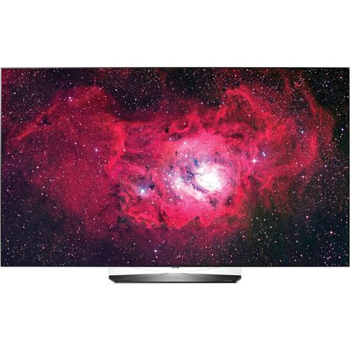 Téléviseur intelligent webOS 3.5 HDR DELO UHD 4K de 55 po B7 de LG (OLED55B7P)