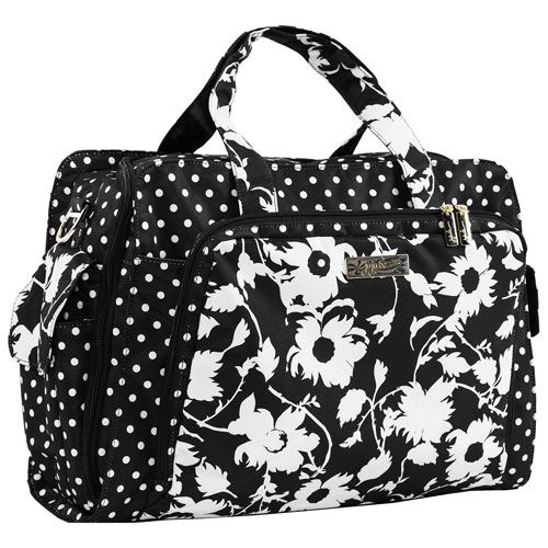 Ju Ju Be Legacy Be Prepared Tote Diaper Bag With Changing Pad The
