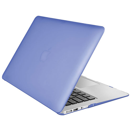 """Insignia Niagara 13"""" Shell Case for MacBook Air - Blue"""