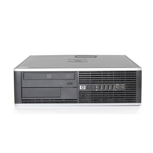 HP Elite 8000 Small Form Intel Core 2 Duo E8500-3.16 Ghz, 8G DDR3, 1TB HDD, DVD, Windows 10, 1 Year Warranty-Refurbished