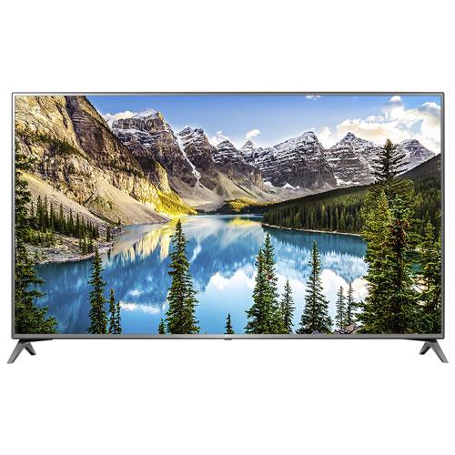Téléviseur intelligent webOS 3.5 DEL HDR UHD 4K de 55 po de LG (55UJ6540)