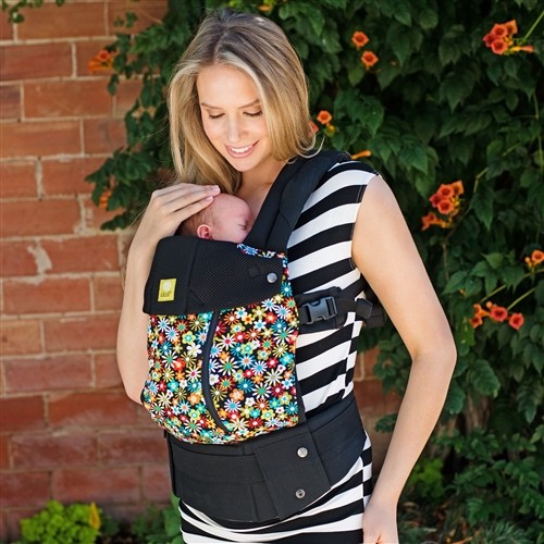 ee798f01a59 Lillebaby Complete 6-in-1 Baby Carrier - All Seasons (Fall in Love)   Baby  Carriers - Best Buy Canada