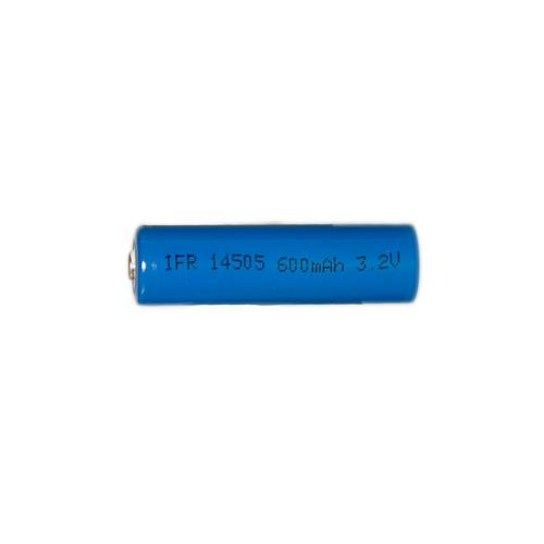 AA 3.2 Volt 600 mAh LiFePO4 14500 Battery
