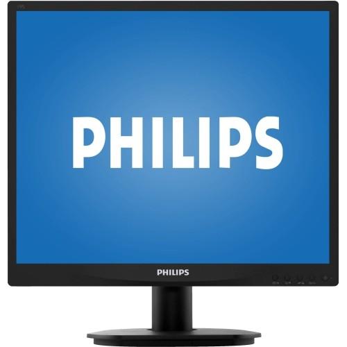 """Philips 19"""" Standard Definition 60 Hz 5 ms GTG LED Monitor - (19S4LSB5/27)"""