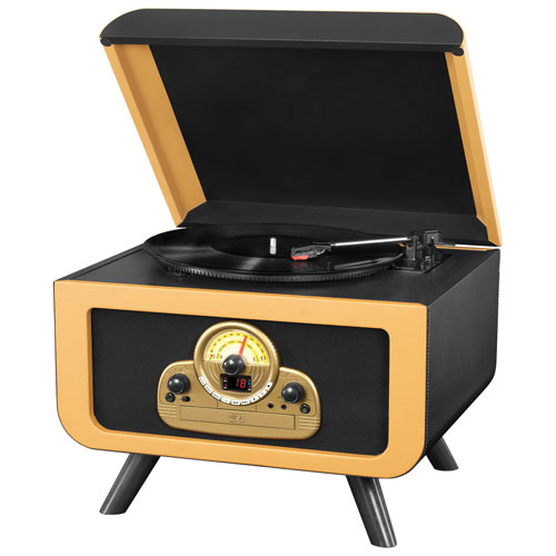 Innovative Technology 5-in-1 Turntable