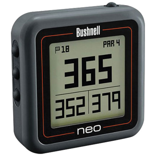 Bushnell Neo Ghost Golf Gps Charcoal Tracking Gps Best Buy Canada