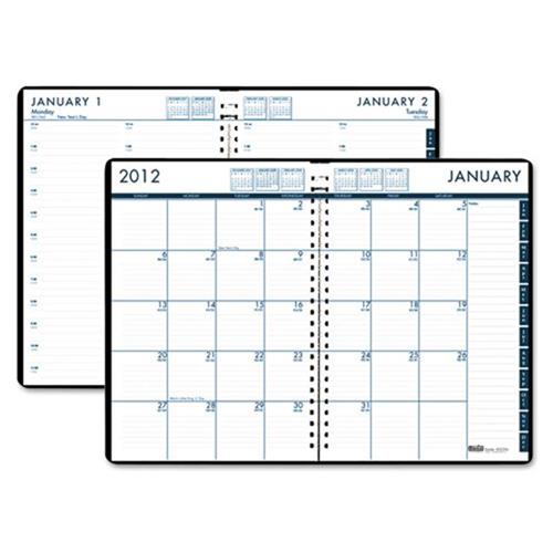 house of doolittle hod289632 24 7 daily monthly planner planners
