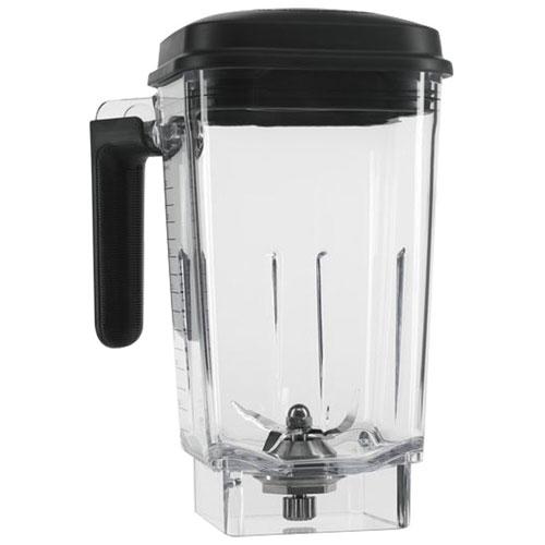 kitchenaid professional blender 2 7l jar black blender