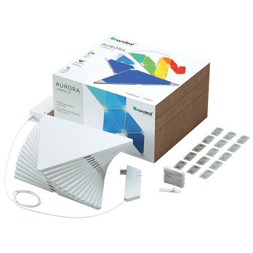 Nanoleaf Aurora Smart LED Light Panel - 15 Pack